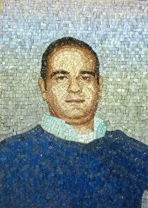Il ritratto a mosaico