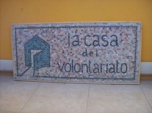 logo casa del volontariato