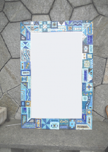 cornice specchio